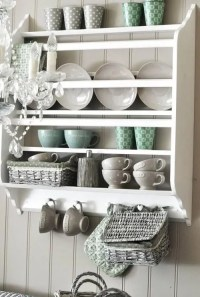 Product + Inspiration: Gamleby Plate Shelf | ConfettiStyle