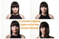 4 Common Portrait Lighting Styles