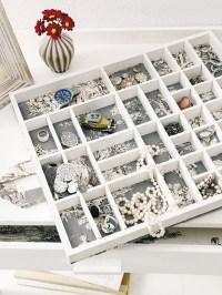 30 Brilliant DIY Jewelry Storage & Display Ideas - For ...