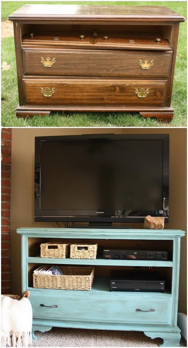 18 Awesome DIY Shabby Chic Furniture Makeover Ideas  Page