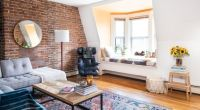 60 Fascinating Exposed Brick Wall Ideas for Living Room ...