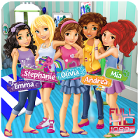 Lego Friends Apk Lego Friends Heartlake Rush Apk 124