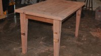 Build a Simple, Sturdy Wooden Table | Make:
