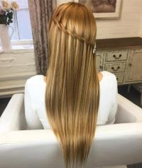 40 Flowing Waterfall Braid Styles | Waterfall Braid ...