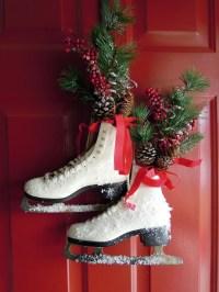 Holiday Front Door Decor