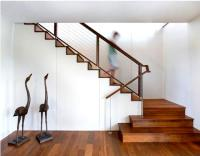 Creative Wooden Staircase Designs For Homes - Life Chilli