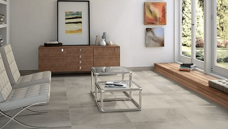 Using Tiles in Your Living Room
