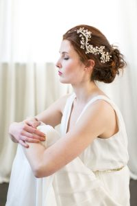 Wedding Hair Accessories for Short Hair - Victoria Millesime