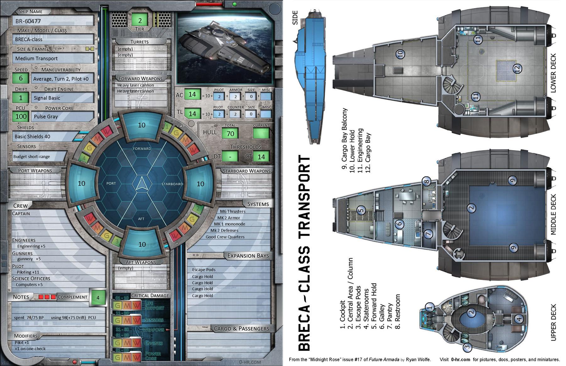 Black White Wallpaper 0 Hr Starfinder Ships Vol 1