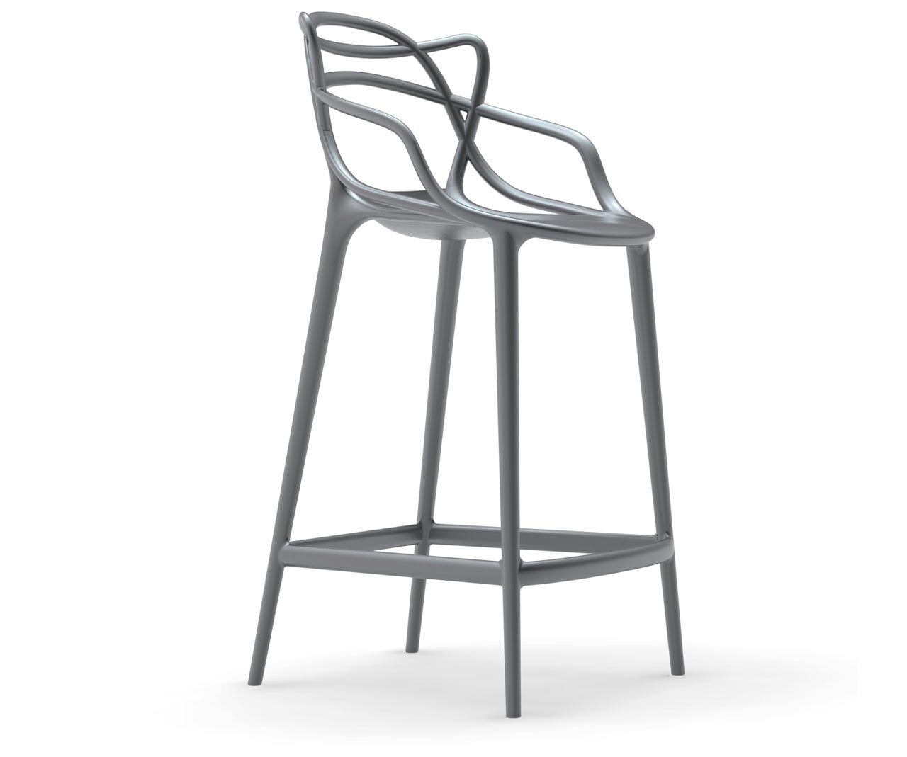 Tabouret De Bar Starck Masters Bar Stool By Starck And Quitllet For Kartell
