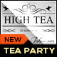 Download High Tea Bridal Shower Party Invitation Template from GraphicRiver