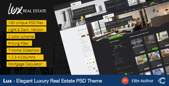 Mortgage Calculator Templates from ThemeForest - mortgage calculator template