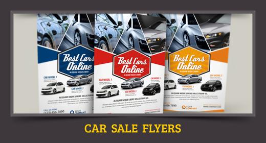 Business Car For Sale Flyer - vheo - car for sale flyer