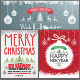 Download Christmas Greeting Cards & Posters from GraphicRiver