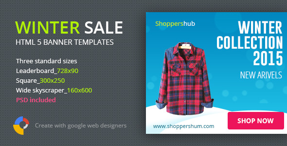 HTML5 Ad Templates from CodeCanyon (Page 45)