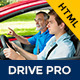 Download Drive Pro : Driving School HTML Template from ThemeForest
