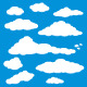 Download Cloud Blue Sky Vector from GraphicRiver