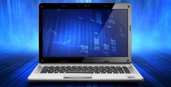 Animated Tech Wallpaper Laptop Motion Background By Graphics Tech Videohive