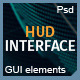 Download HUD Interface XT1 from GraphicRiver