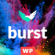 Download Burst - A Bold and Vibrant WordPress Theme from ThemeForest