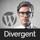 Download Divergent - Personal Vcard Resume WordPress Theme from ThemeForest