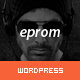 Download Eprom - WordPress Music Band & Musician Theme from ThemeForest