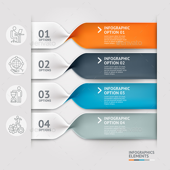 Web Design Infographic Templates from GraphicRiver