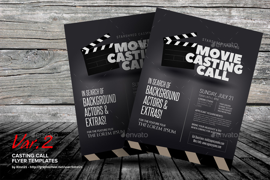 free casting call flyer template movie casting call flyer template - auditions flyer template