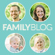 Download Family Blog from ThemeForest