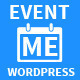 Download EventMe - Corporate Event Landing Wordpress Theme from ThemeForest
