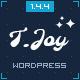 Download T.Joy - Astronomy WordPress Theme from ThemeForest
