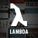 Download Lambda - Multi Purpose Responsive Bootstrap Theme from ThemeForest