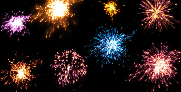 3d Text Live Wallpaper Fireworks Celebration By Strokevorkz Videohive