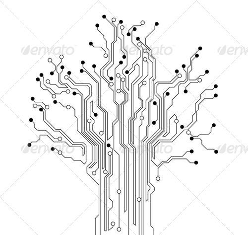 black circuit board black pinterest