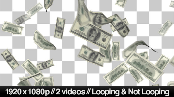 Rain Fall Live Wallpaper 100 Money Bills Raining Down From Top To Bottom By