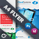 Download Cloud Systems Flyer Template from GraphicRiver