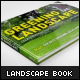 Download A4 Landscape Book Mock-Up  from GraphicRiver