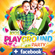 Download Kids Party Flyer Template 2.0 from GraphicRiver