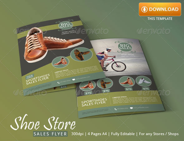 selling flyer template