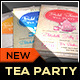 Download Bridal Shower Tea Party Invitation from GraphicRiver