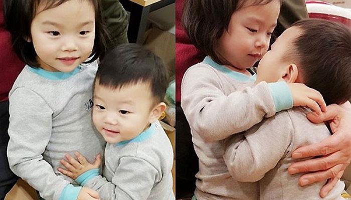 Wallpaper Song Joong Ki Cute Daebak Shows Off Adorable Aegyo For His Older Sister Soompi