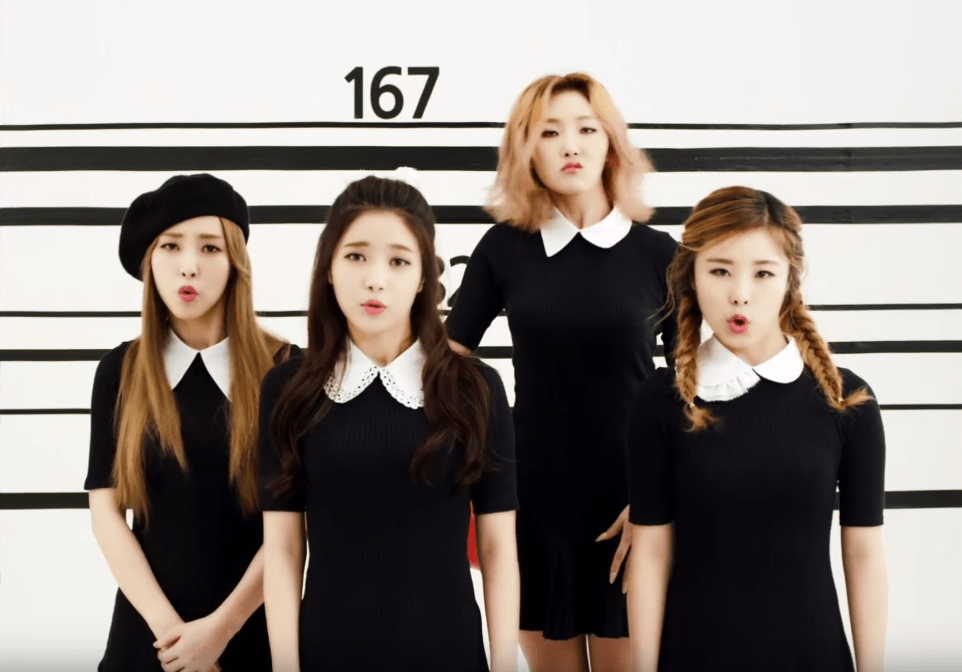 Cute Desktop Wallpaper Reddit Mamamoo Gets Hip Hop Hilarious In Pre Release Quot Taller Than