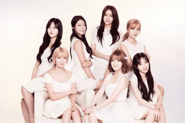 Heart Breaking Girl Wallpaper Aoa Breaks Even With Fnc Within 3 Years Soompi
