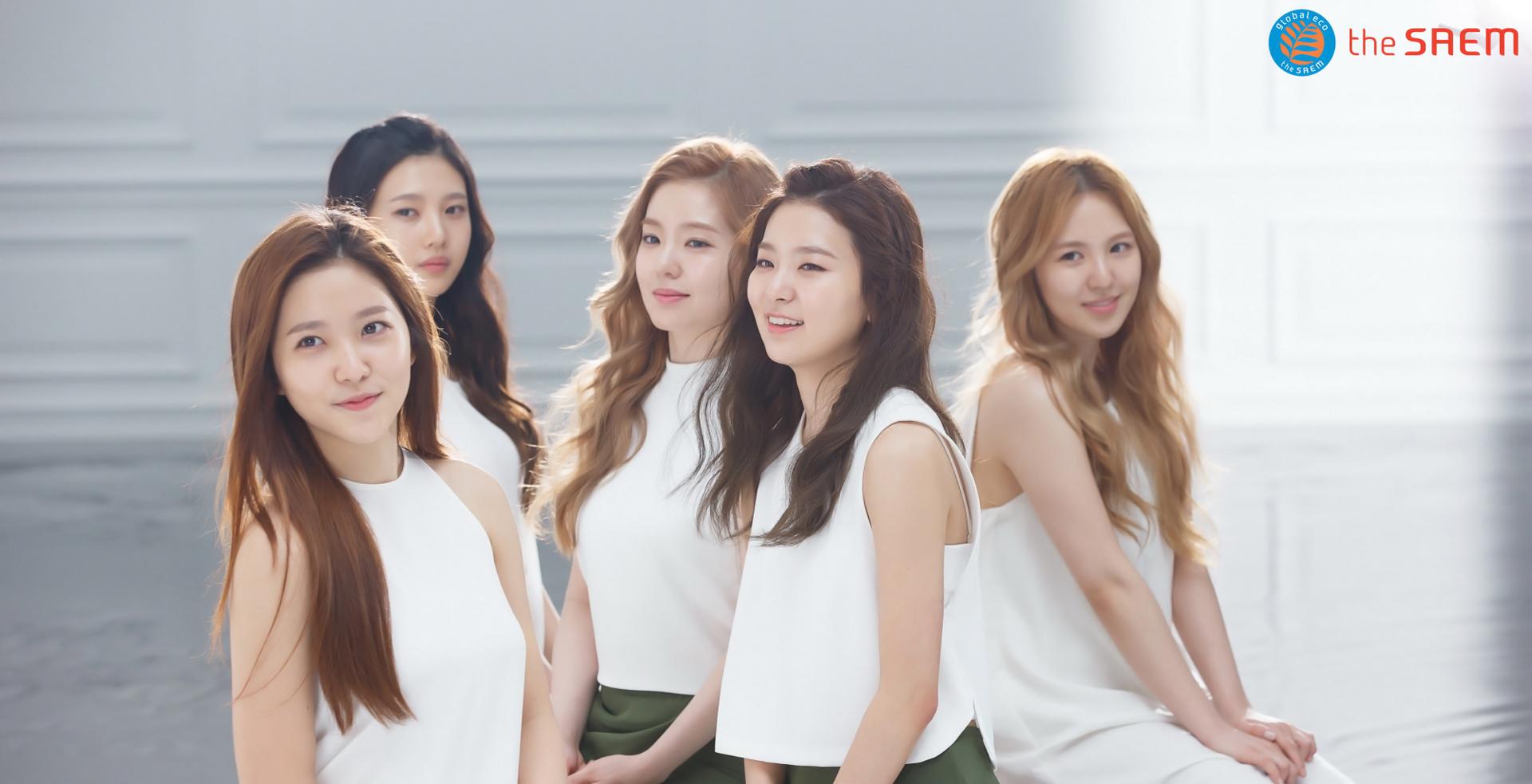 Girl Face Wallpaper 5k Red Velvet Chosen As New Models For Cosmetics Brand The