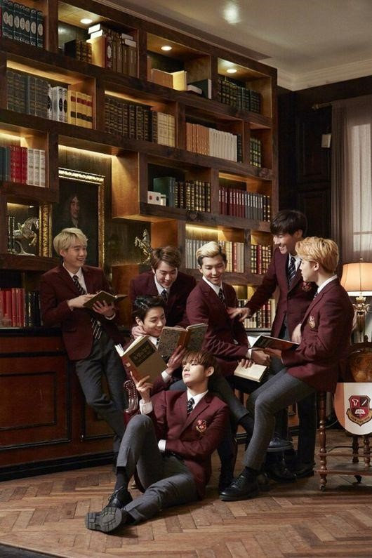 Cute Bts Wallpapers Bts Selected As The New Face For Sk Telecom Soompi