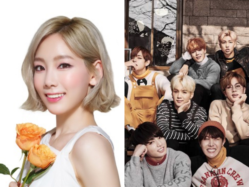 Heart Breaking Girl Wallpaper Fuse Tv Highlights Taeyeon And Bts In Most Anticipated