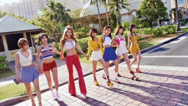 """AOA To Abruptly End Promotions For """"Good Luck"""""""