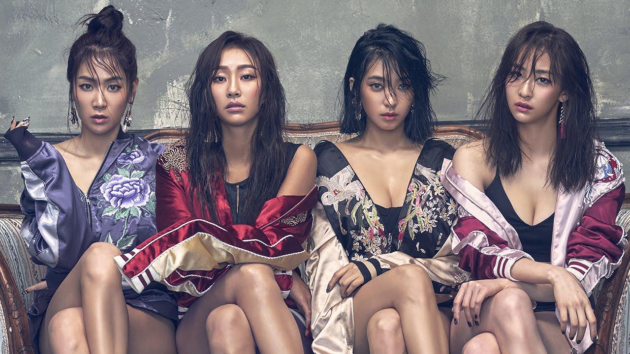 Fall Vibes Wallpaper Sistar Reigns Again This Summer Soompi S K Pop Music