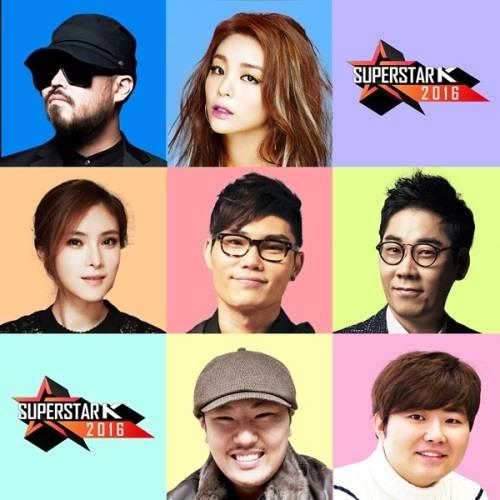 """Superstar K 2016"" Unveils Judges Lineup In New Poster"