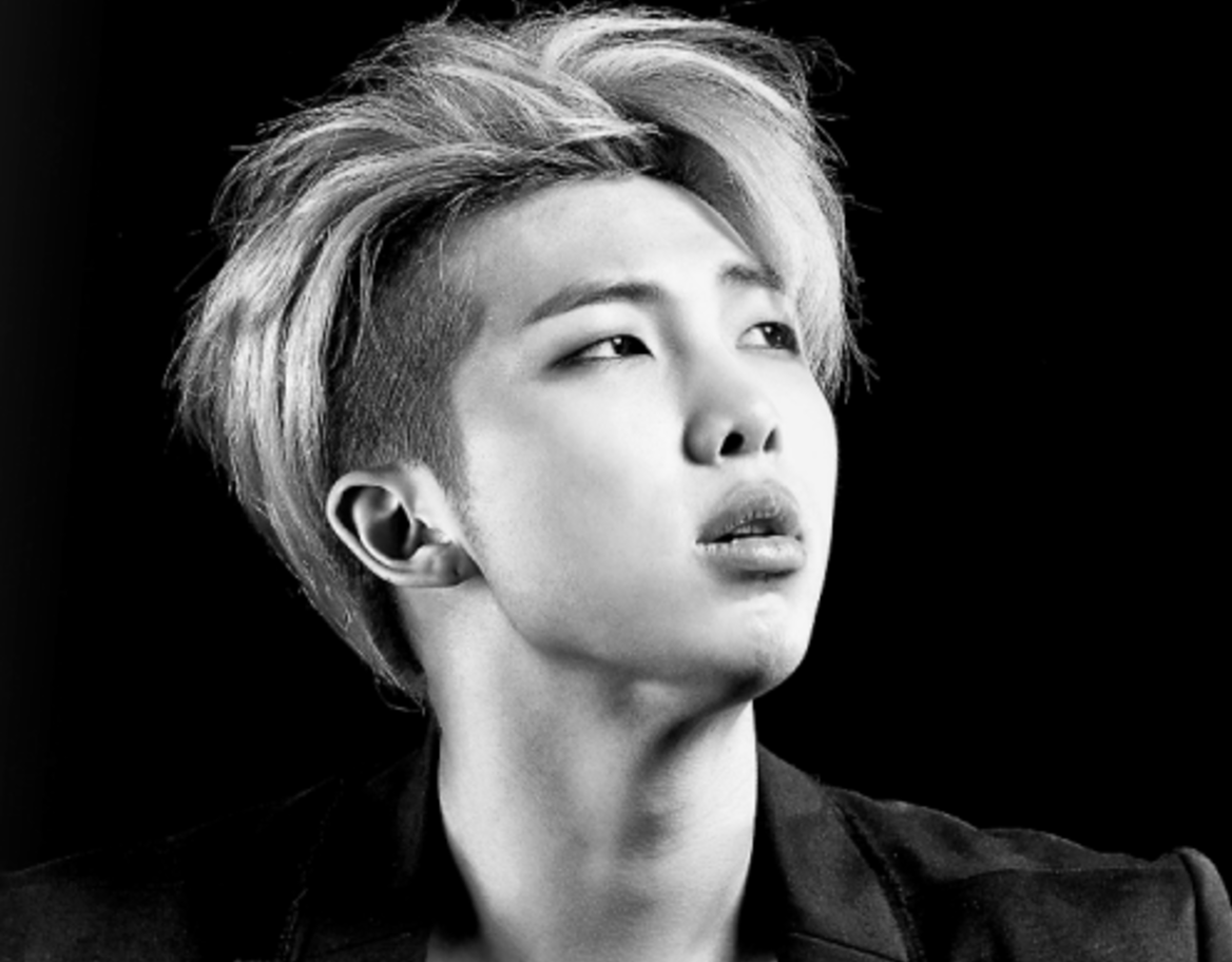 Vampire Love Quotes Wallpaper 8 Times Rap Monster Was Deep Af Soompi